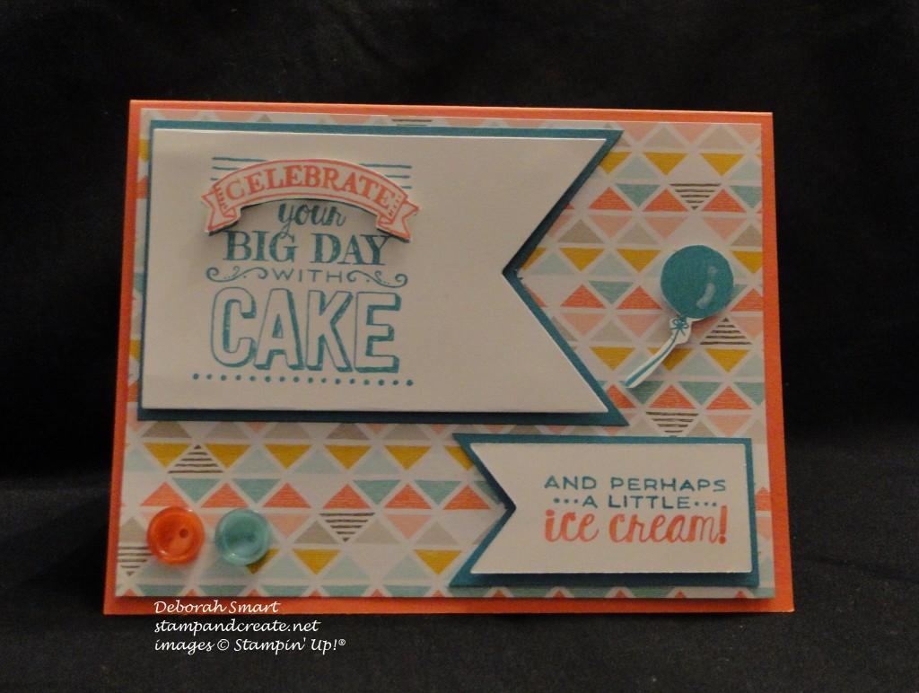 sweet treats big day