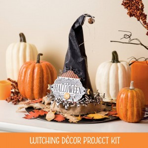 Witching Decor Project Kit @ My Stampin' place | Burnaby | British Columbia | Canada