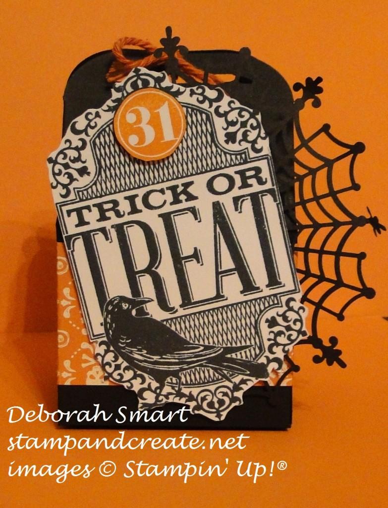 treats not tricks -trick or treat