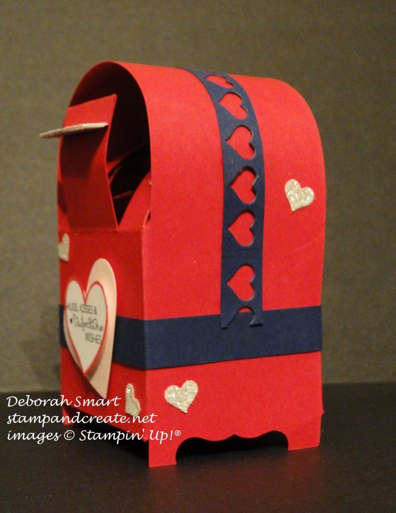 blogging friends mailbox side